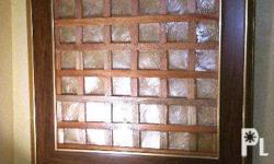 Capiz shells, with beautiful frame.good for wall