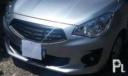 Mirage G4 A/T 2014 model Very good aircon,casa