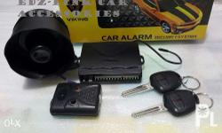 Viking Car Alarm with Key Remote for Mitsubishi