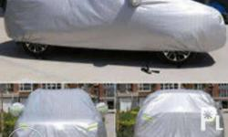 Car cover color grey fit for Crosswind or Ertiga or