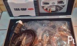 Christmas Sale Newest Version TCS CDP CAR system by