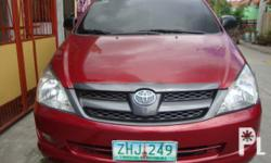 Deskripsiyon car for hire : toyota innova 2007 location