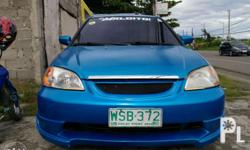 Honda Civic 2001 A1 condition Stock Engine All power