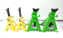 Car Jack stand Brand New / Pair 2 pcs already Available