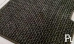 Car matting for any type of Sedan car Two sided - One