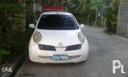 Nissan March 2008 Automatic Running Condition Brand New