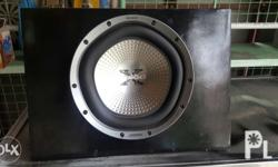Subwoofer for car 2000watts h-15 inch w-22inch