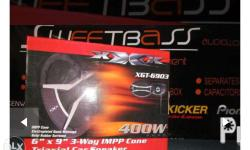 1week old car speaker! Solid yung sounds! Kumpleto at