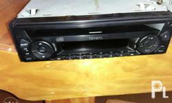Cd car stereo original from avanza 100% in good working