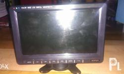 Kenwood carstereo w tv monitor dvd mp3 tv plus