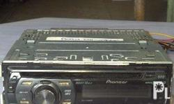Pioneer Car Stereo cd mp3 player original from US