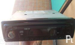 selling my 2ndhand car stereo proline txt/call: just