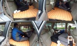 car bed: new stock 1 pc inflatable bed 2 pcs pillow 1pc