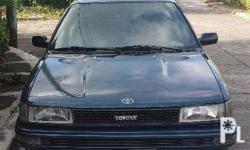 Toyota Corolla for sale (LOW MAINTENANCE CAR) Updated