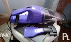 Car vacuum 12V For easy cleaning your car