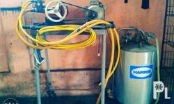 *Kawasaki Power Sprayer KL 22A weight (kgs)