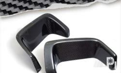 Brand New Carbon Fiber Exhaust Heat Shield for Subaru