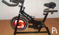 ORIGINAL 2nd Hand CARDIO MASTER Spin Bike FOR SALE!!!