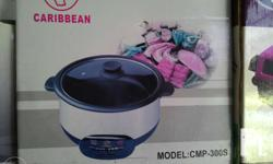 Bnew carrebean multi cooker, bought months ago, ibog2