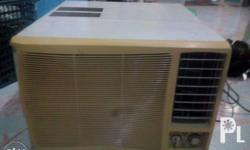 Carrier 1hp Good condition OK n OK ang lamig