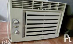 Carrier Optima Aircon Window type 0.75HP For Pick-up