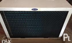 Carrier aircon 1.5hp 7500 only malamig pwede testingin