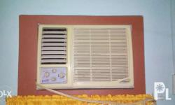 2nd hand 3/4 HP carrier aircondition unit but it