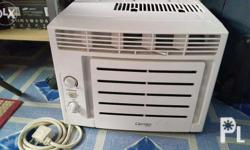 Carrier Optima Air Conditioner with timer Model: