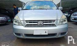 CASA 2008 Kia Carnival DSL AT ertiga grand livina
