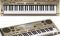 Have fun with oriental music: The CASIO AT-3 Oriental