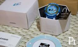 - brandnew - with box, manual, tin can, paper bag