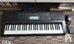 Casio CTK-5000. Bought for 20k in 2015. Rarely used.
