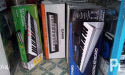 Brand New Casio CTK and LK Series Keyboards On Sale FB