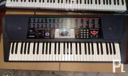 - casio ctk501 - keyboard - midi - 100 tones - 100 song
