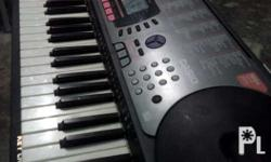 61keys touch responce,midi terminal, good condition
