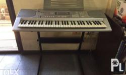 Casio CTK 800 Keyboard In good working condition