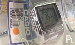 Selling my casio data bank Almost brandnew pa po Naka