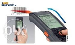 The mobile laser scanner terminal DT-970 is extremely