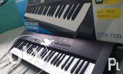 The model of this Electronic Keyboard/Piano is CTK