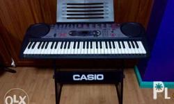- Casio - Good Condition - Almost new - Price is