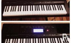 Casio Electronic Keyboard CTK-5000 Barely used (no