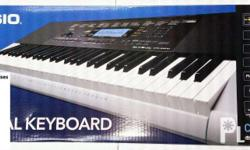 Brand New Casio CTK4400 Contact Number On Profile FB