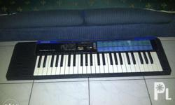 CASIO LK-100 Keyboard Made in Japan 2,800 only / Sta