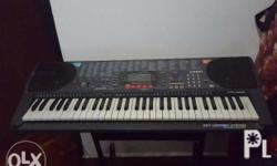 Casio Organ CTK-620L (for sale) Reason for selling :