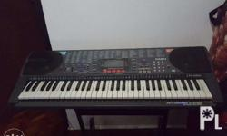 Casio Organ CTK-620L (for sale) REPRICED at Php 9,000