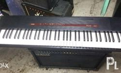 fs: Casio piacere cps7 portable keyboard. 76keys price: