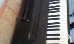 Casio Piano For sale or Swap 100% working Good