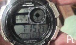 Good as new ky wla nagamit (extra watch)