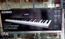 Brand New Casio Synthesizer and Workstation Keyboard