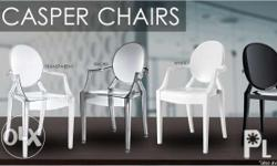 SUMO STACKING CHAIRS | Ghost Chairs PRICE MARKDOWN OF
